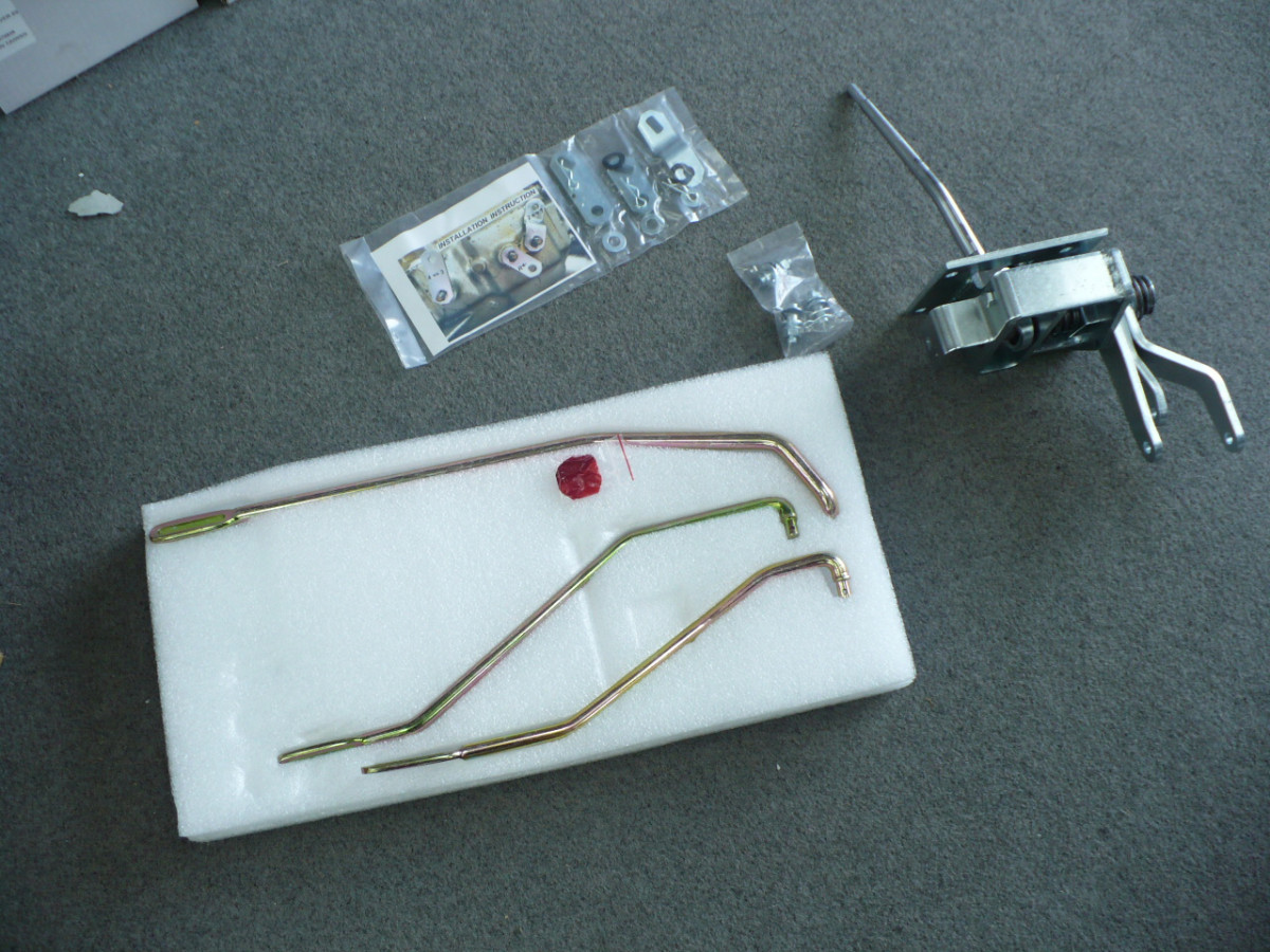 Ford XW XY 4 Speed Top Loader Shifter Kit - Falcon XW-XY - Ford