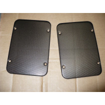 Camaro 1967-1969 Firebird 1967-1968 Kick Panel Speaker Grille (Pair)