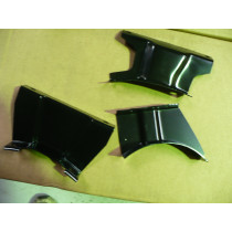 Camaro 1970-1972 Console Mounting Bracket Set (3pcs)