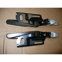 Camaro 1967-1969 Convertible Top Latch Assembly (Pair)