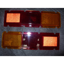 Ford Capri/Escort MK I Tail Light Lenses