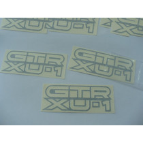 Holden Torana LC-LJ GTR XU1 Decals Stickers (3PK)