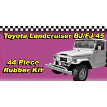 Toyota Landcruiser Ute BJ45 FJ45 With Vent Windows Rubber Kit