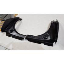 Ford Falcon XA-XC Sedan Lower Boot Corner Repair Sections Pair