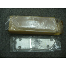 Mazda R100/1000 Front Lenses (Clear)