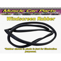Datsun 1600 Front Windscreen Rubber / Seal With No Moulding Slot