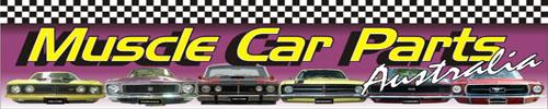 Muscle Car Parts Australia